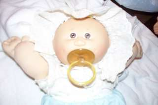 Original Cabbage Patch Kids  1982 Baby with Pacifier