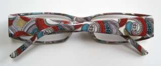 women s lady s reading glasses 2 50 multicolor frames
