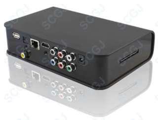 Android 2.2 1080P HD Media Player TV Box HDMI USB SD MMC WiFi RMVB MP4