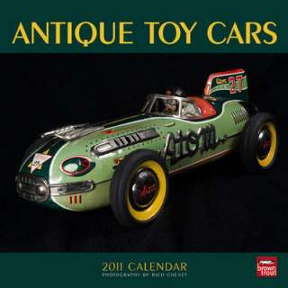 > Transportation > Classic Car >Antique Toy Cars 2011 Wall Calendar