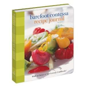 Barefoot Contessa Recipe Journal: With an Index of Ina Gartens