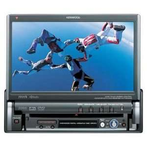 Kenwood KVT 617DVD 7 inch Car DVD Player 019048168948