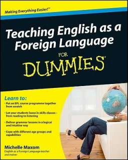 Booktopia   Teaching English As A Foreign Language For Dummies by