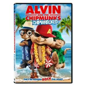 Alvin and the Chipmunks: Chipwrecked: Jason Lee, David