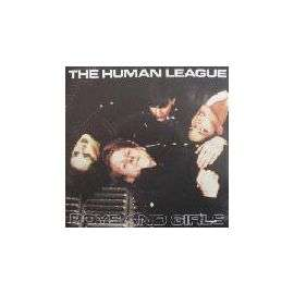 Boys And Girls (Virgin P/ S) de Human League en Vinilo: compra y venta