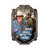 Richard Petty NASCAR Hall of Fame 11x17 Wood Sign for $21.99