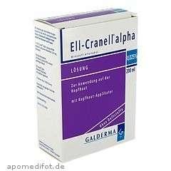 Ell Cranell alpha 0,025% 200 Milliliter kaufen   Online Apotheke und