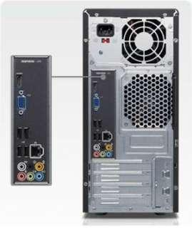 Dell Inspiron i570 9114BK Desktop Computers & Accessories