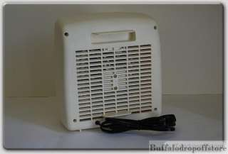 Portable Electric Space Heater with Fan Unit 1500W $99