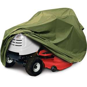 Classic Accessories 73910 Lawn Tractor Cover, 54 Tractor Cover