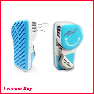 Handy Mini Portable Summer Hand Held Air Conditioner Chiller