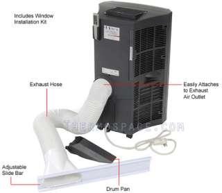 16000 BTU NANOMAX Portable Air Conditioner  PLM16000E