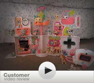 Littlest Pet Shop Rescue Tails Center Playset Toys & Games