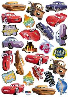 WALL PAPER DECALS MURAL DECOR STICKERS NURSERY CAR #69