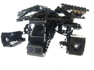 LEGO Batman Batwing Bat Wing Dark Knight Rises jet Plane airplane