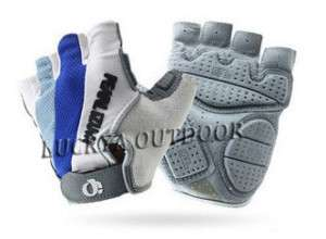 Cycling Bicycle Half Finger Gloves Padded Mesh bike