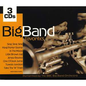 20 Best Of Big Band Favorites, The BBC Big Band Jazz