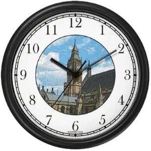 Big Ben   Parliament   London England Wall Clock by