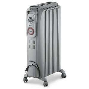 Delonghi Safe Heat Portable Radiator Space Heater NEW 044387207157
