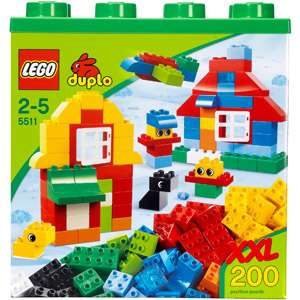 LEGO DUPLO XXL Building Set Box Building Blocks & Sets