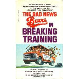 The Bad News Bears in breaking training: Richard Woodley