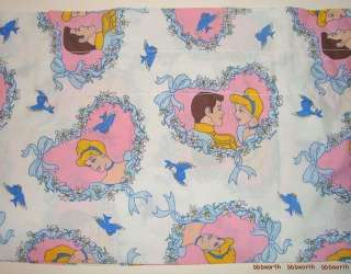 Disney Princess Cinderella Window Valance Curtain 80x14