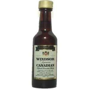Windsor Supreme Blended Canadian Whisky Grocery & Gourmet Food