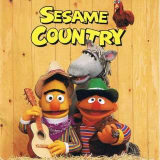 Sesame Country features country music from Sesame Street. The album