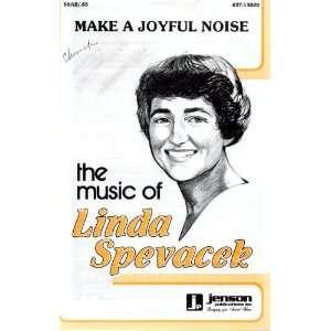 Choral Music Make A Joyful Noise, SSAB, #437 13020, The Music
