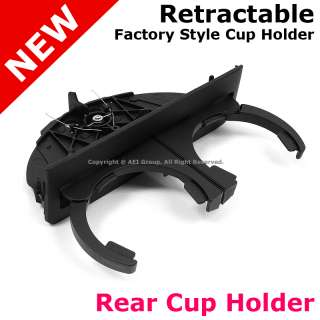 97 03 E39 OEM Style Replacement Rear Cup Holder Insert