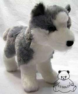 Blizzard Husky Dog Douglas Cuddle Plush Toy Stuffed Animal Realistic