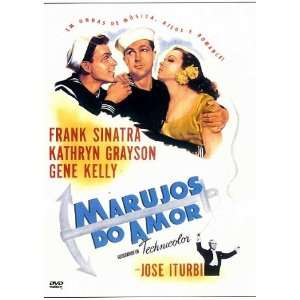 Anchor Aweigh (1945): Jose Iturbi, Frank Sinatra: Movies & TV
