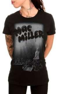 Mac Miller Stage Girls T Shirt Clothing