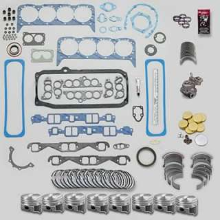 Fed Mogul Engine Rebuild Kit SBC 350 +.030 Bore  .020 Rods  .030