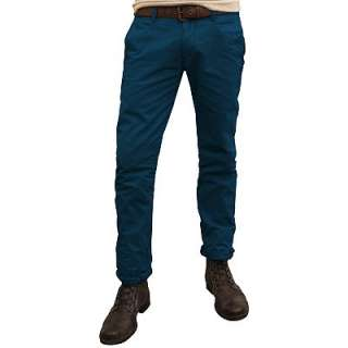 Dockers Alpha Khaki Slim Fit Flat Front Pants