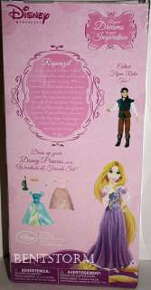 12  TANGLED Princess RAPUNZEL DOLL 17 Hair Barbie LOWEST