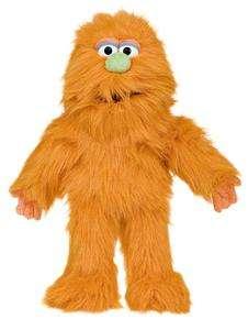 14 Pro Puppets/Full Body Hand Puppet Orange Monster