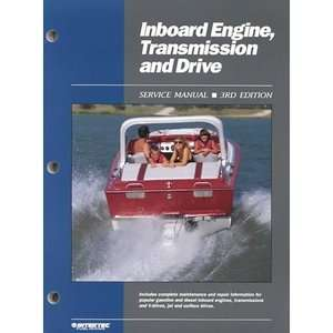 Engine Service, Transmission Service, Jet Drive Service, Surface Drive