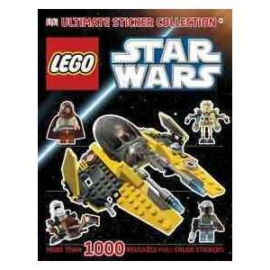 Lego Star Wars Ultimate Sticker Collection, DK Publishing