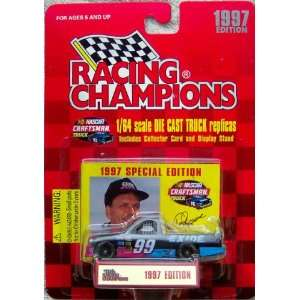 1997 Racing Champions Ted Musgrave #99 Exide Batteries 1