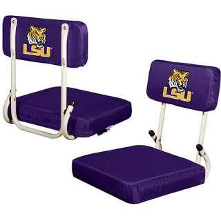 LSU Hard Back Stadium Seat