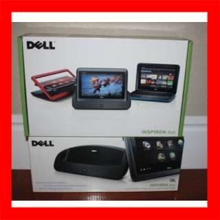 Factory Sealed Dell Inspiron Duo Tablet Convertible Laptop w/ Audio