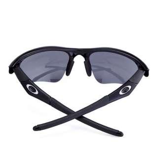 Authentic Oakley Half Jacket XLJ Jet Black Sunglasses 03 650