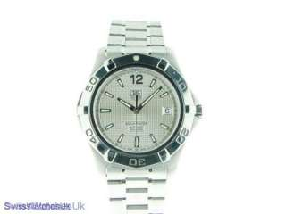 TAG HEUER WATCH AQUARACER AUTOMATIC MENS WATCH Ship from London,UK