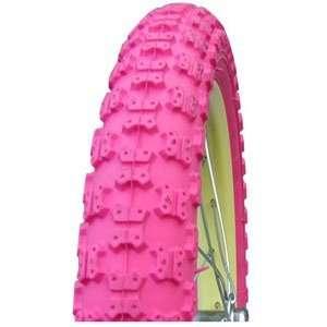 Nirve 16 x 2.125 Pink Tire (Hello Kitty Bike)