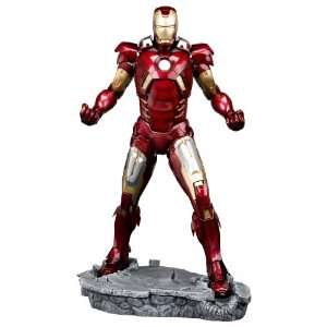 Avengers Movie Iron Man Mark VII ArtFX Statue Toys & Games