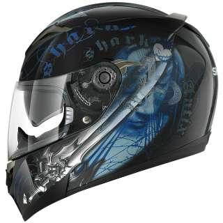ANTIX MOTORBIKE INNER SUNVISOR ACU GOLD MOTORCYCLE CRASH HELMET