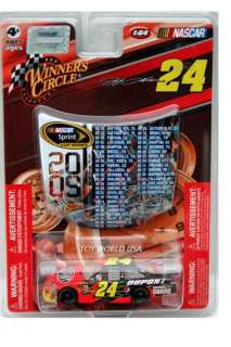 NASCAR die cast adult collectors limited edition Winners Circle 164
