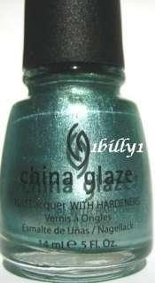 NEW China Glaze Nail Polish ~ Metallic Muse ~ Khrome Fall 2009
