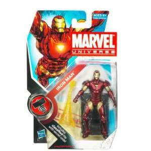 Marvel Universe Wave 7 Iron Man Action Figure Toys